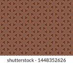 snowflake fleece fabric... | Shutterstock . vector #1448352626