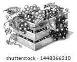 Antique Engraving Illustration...