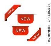 discount banner promotion... | Shutterstock .eps vector #1448383979