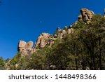 organ pipe formation at...   Shutterstock . vector #1448498366