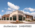 new commercial  retail and... | Shutterstock . vector #144849883