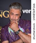 los angeles   jul 09   taika... | Shutterstock . vector #1448569166