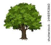 Vector Illustration 3d Tree...
