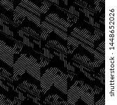 abstract grunge grid stripe... | Shutterstock . vector #1448652026