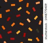 rounded rectangle pattern.... | Shutterstock .eps vector #1448770409
