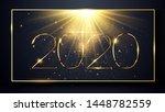 Nye  New Year Eve  2020. Happy...
