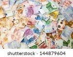 banknotes pile
