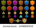 create celtic shield set....