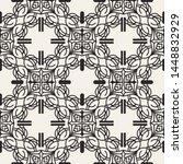 seamless geometric pattern....   Shutterstock .eps vector #1448832929