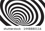 tunnel or wormhole. movement... | Shutterstock .eps vector #1448880116