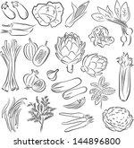 vector illustration of... | Shutterstock .eps vector #144896800