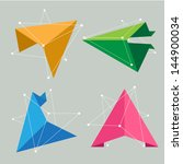 abstract,arrow,art,creative,crumple,delta,design,fold,geometry,icon,idea,illustration,object,origami,paper