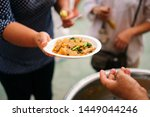people are experiencing a lot... | Shutterstock . vector #1449044246