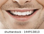 detailed image of young man... | Shutterstock . vector #144913813