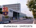 barcelona   jan 31  ciutat... | Shutterstock . vector #144931876