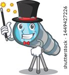 magician toy telescope in a... | Shutterstock .eps vector #1449427226