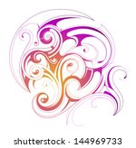 design element | Shutterstock .eps vector #144969733