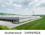 modern distribution center from ... | Shutterstock . vector #144969826