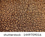 Desert. Aerial View Of A...