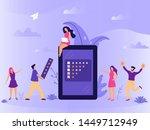 vector web page concept design...