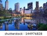 Central Park South Skyline Fro...