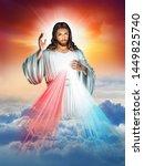 Divine Mercy Of Jesus God Of...