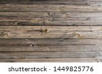 old wood planks texture... | Shutterstock . vector #1449825776
