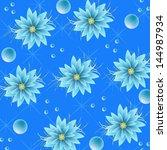 invitation or wedding card... | Shutterstock .eps vector #144987934