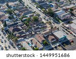 afternoon aerial view of older... | Shutterstock . vector #1449951686