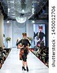 estet fashion week  russia . 19.... | Shutterstock . vector #1450012706