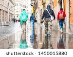 rome  italy   may 05  2019 ...   Shutterstock . vector #1450015880