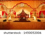 the beautiful decorations... | Shutterstock . vector #1450052006