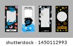covers templates set with... | Shutterstock .eps vector #1450112993