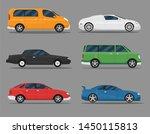 big set of of different models... | Shutterstock .eps vector #1450115813