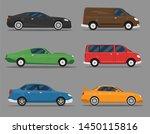 big set of of different models... | Shutterstock .eps vector #1450115816