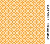 abstract orange geometric... | Shutterstock .eps vector #145021846