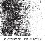 grunge black and white texture. ...   Shutterstock .eps vector #1450312919