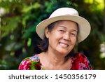 porttrait image of 60s or 70s...   Shutterstock . vector #1450356179