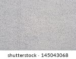light gray knitted fabric... | Shutterstock . vector #145043068