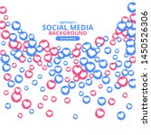 social network marketing like... | Shutterstock .eps vector #1450526306