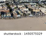 los angeles  california  usa  ... | Shutterstock . vector #1450575329
