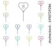 women's day  balloon multi...