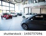 Car Dealership Showroom...