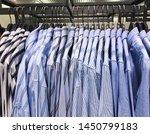 mens different stripy long...   Shutterstock . vector #1450799183