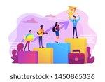 best worker  specialist. event... | Shutterstock .eps vector #1450865336
