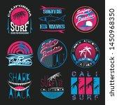 set of vector images of t...   Shutterstock .eps vector #1450968350