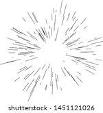 sun burst  star burst sunshine. ... | Shutterstock .eps vector #1451121026