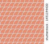 Seamless Pattern In Oriental...