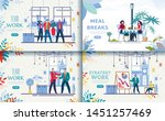 business company  investment... | Shutterstock .eps vector #1451257469