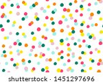 Polka Dot Graphic For Fabric...